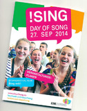 ! SING DAY OF SONG 2014