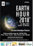 Earth Hour 2018 in Neukirchen-Vluyn